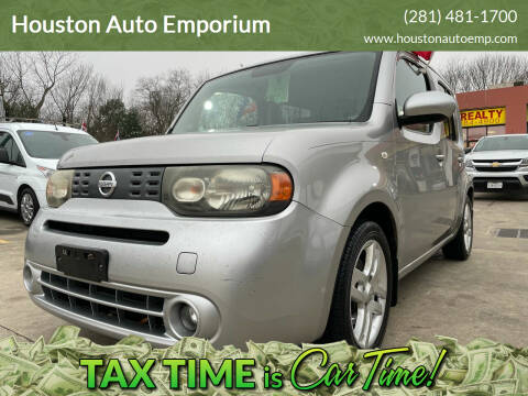 2009 Nissan cube for sale at Houston Auto Emporium in Houston TX