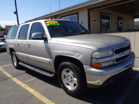 2004 Chevrolet Suburban for sale at BBL Auto Sales in Yakima WA