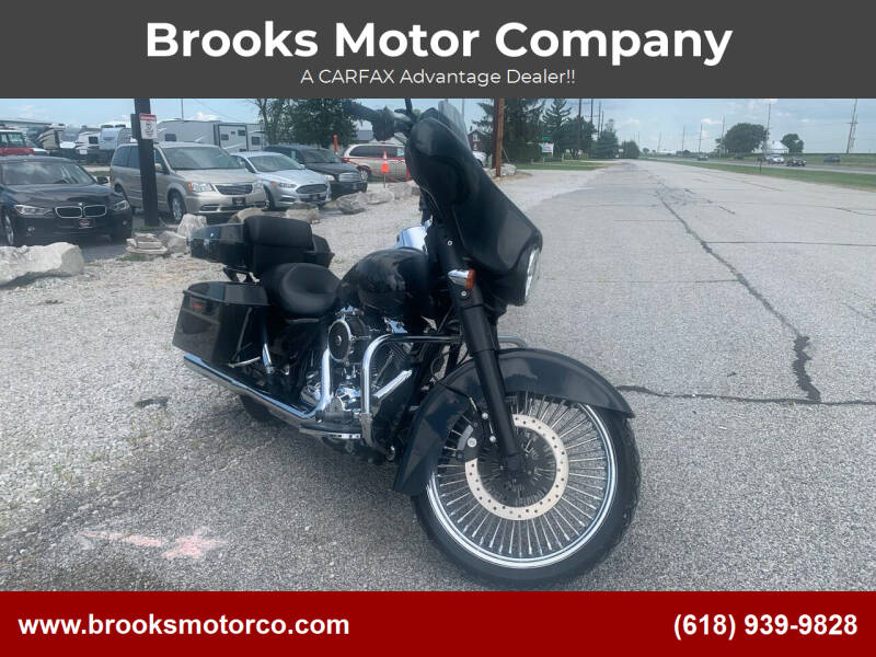 2011 Harley-Davidson FLHX for sale at Brooks Motor Company in Columbia IL