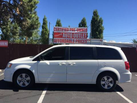 2013 Dodge Grand Caravan for sale at Flagstaff Auto Outlet in Flagstaff AZ