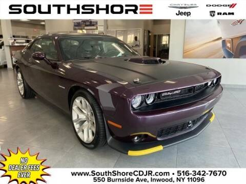 2020 Dodge Challenger for sale at South Shore Chrysler Dodge Jeep Ram in Inwood NY