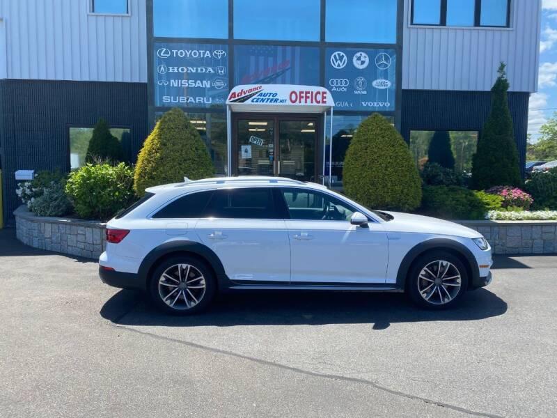 2017 Audi A4 allroad for sale at Advance Auto Center in Rockland MA