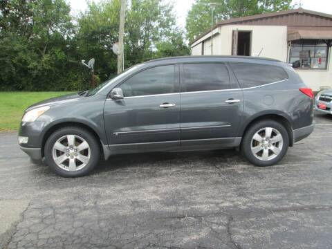 2009 Chevrolet Traverse for sale at Knauff & Sons Motor Sales in New Vienna OH