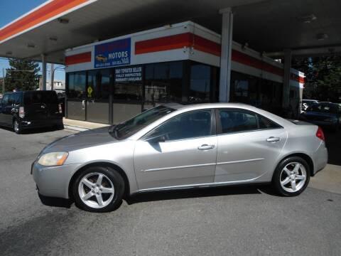 2006 Pontiac G6 for sale at Penn American Motors LLC in Allentown PA