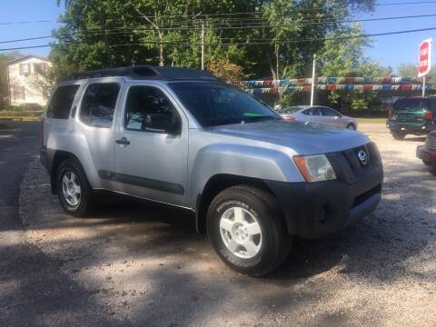 2005 Nissan Xterra for sale at Antique Motors in Plymouth IN