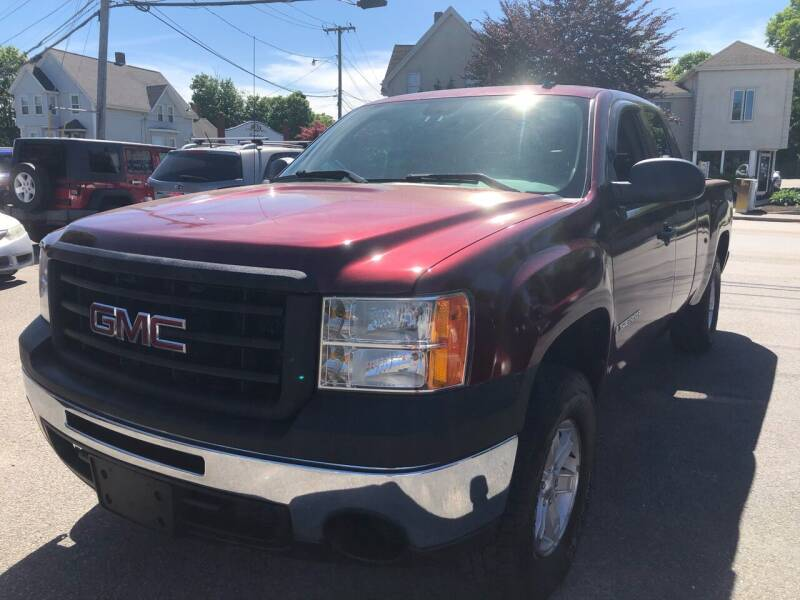 2009 GMC Sierra 1500 for sale at Auto Gallery in Taunton MA
