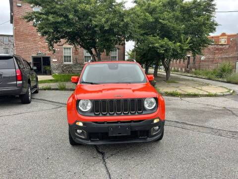 2016 Jeep Renegade for sale at EBN Auto Sales in Lowell MA