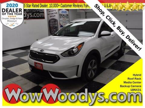 2018 Kia Niro for sale at WOODY'S AUTOMOTIVE GROUP in Chillicothe MO