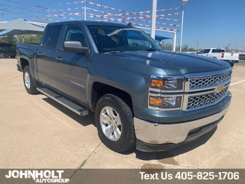 2014 Chevrolet Silverado 1500 for sale at JOHN HOLT AUTO GROUP, INC. in Chickasha OK