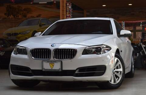 2014 BMW 5 Series for sale at Chicago Cars US in Summit IL
