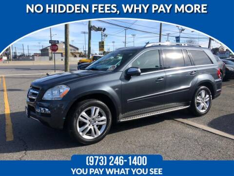 2010 Mercedes-Benz GL-Class for sale at Route 46 Auto Sales Inc in Lodi NJ