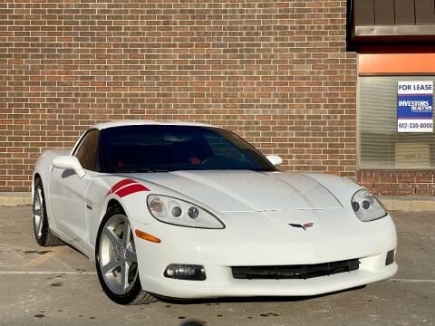 2007 Chevrolet Corvette for sale at Effect Auto Center in Omaha NE