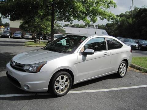 2010 Ford Focus for sale at Auto Bahn Motors in Winchester VA