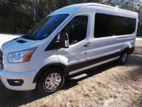 2020 Ford Transit Passenger for sale at TIMBERLAND FORD in Perry FL