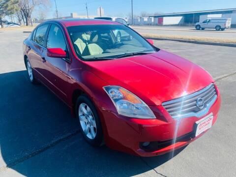 2009 Nissan Altima for sale at Central Iowa Auto Sales in Des Moines IA