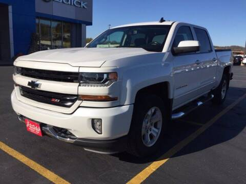 2017 Chevrolet Silverado 1500 for sale at Jones Chevrolet Buick Cadillac in Richland Center WI