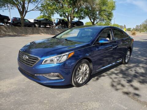 2015 Hyundai Sonata for sale at Matador Motors in Sacramento CA