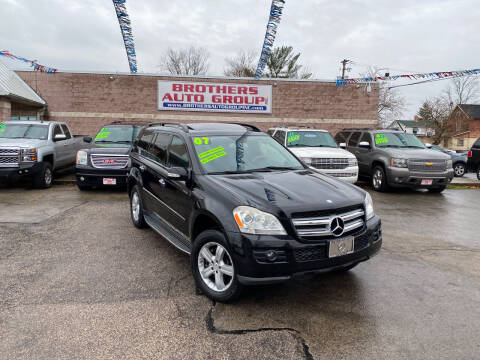 2007 Mercedes-Benz GL-Class for sale at Brothers Auto Group in Youngstown OH