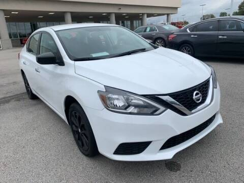 2018 Nissan Sentra for sale at Mann Chrysler Dodge Jeep of Richmond in Richmond KY