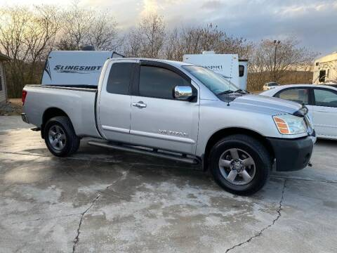 2005 Nissan Titan for sale at Autoway Auto Center in Sevierville TN