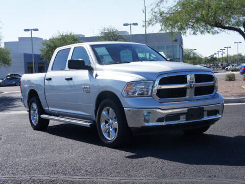 2019 RAM Ram Pickup 1500 Classic for sale at CarFinancer.com in Peoria AZ