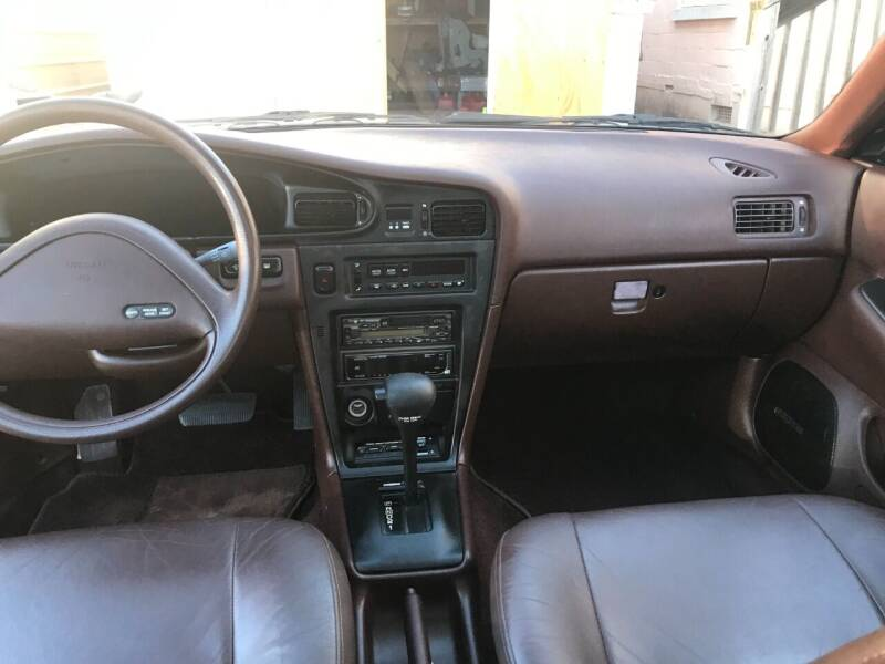 1990 Nissan Maxima GXE 4dr Sedan - Charlotte NC