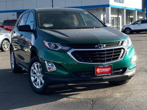 2019 Chevrolet Equinox for sale at Rocky Mountain Commercial Trucks in Casper WY