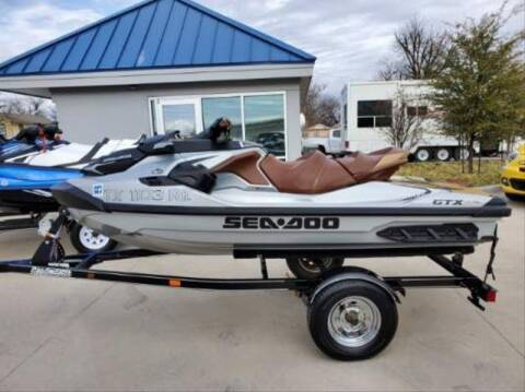 2019 Sea-Doo/BRP GTX LIMITED 230 SOUND SYS for sale at Kell Auto Sales, Inc - Grace Street in Wichita Falls TX