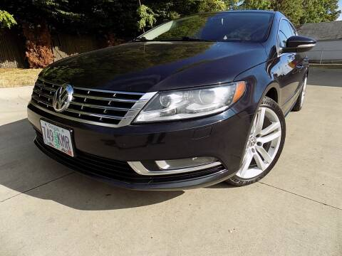 2013 Volkswagen CC for sale at A1 Group Inc in Portland OR
