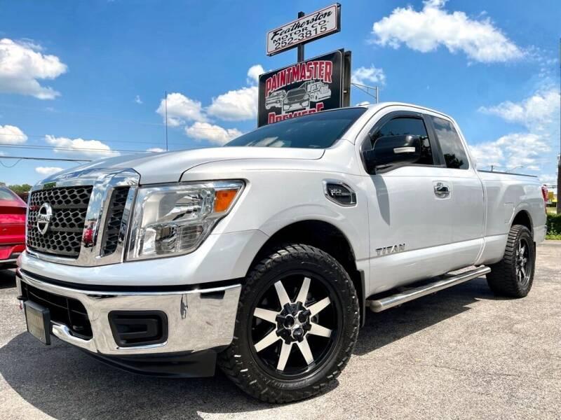2017 Nissan Titan for sale in Lexington, KY