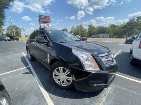 2010 Cadillac SRX for sale at Glory Motors in Rock Hill SC