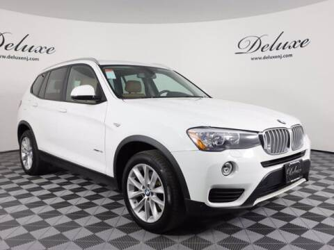 2017 BMW X3 for sale at DeluxeNJ.com in Linden NJ