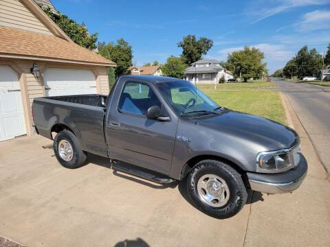 2002 Ford F-150 for sale at Eastern Motors in Altus OK