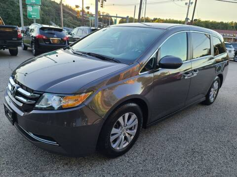 2014 Honda Odyssey for sale at Car and Truck Exchange, Inc. in Rowley MA