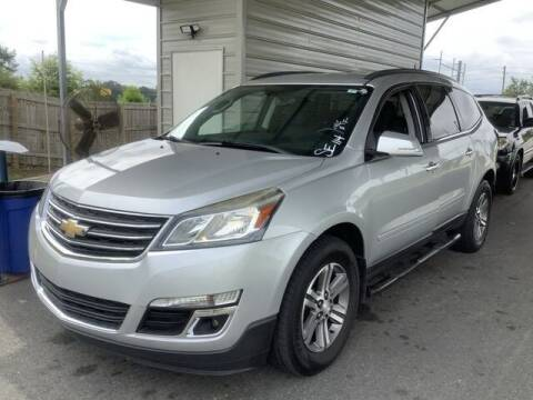 2016 Chevrolet Traverse for sale at Smart Chevrolet in Madison NC