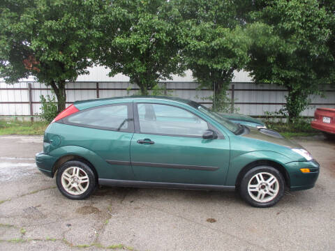 2001 Ford Focus for sale at BUZZZ MOTORS in Moore OK