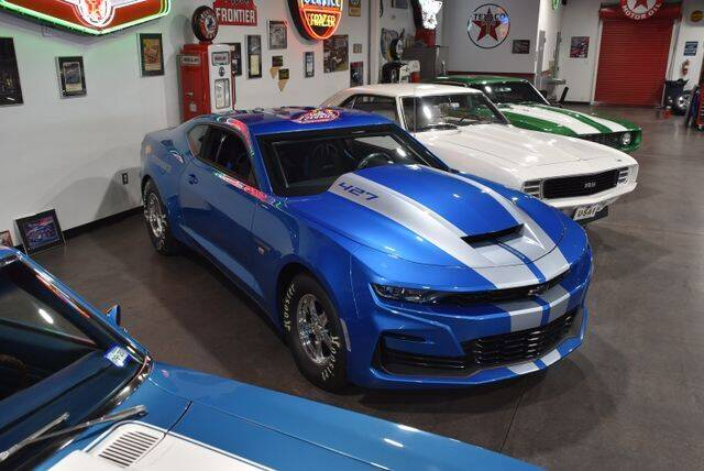 2019 Chevrolet Camaro for sale at Choice Auto & Truck Sales in Payson AZ