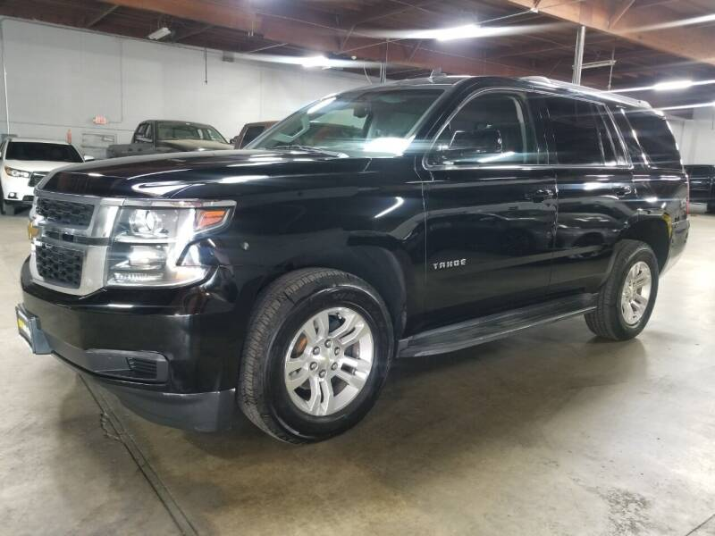 2015 Chevrolet Tahoe for sale at 916 Auto Mart in Sacramento CA