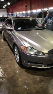 2010 Jaguar XF for sale at Classic Car Deals in Cadillac MI