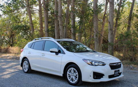 2017 Subaru Impreza for sale at Northwest Premier Auto Sales in West Richland WA