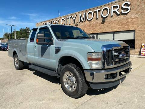 2010 Ford F-350 Super Duty for sale at Windy City Motors in Chicago IL