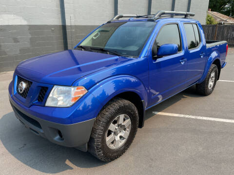 2012 Nissan Frontier for sale at APX Auto Brokers in Edmonds WA