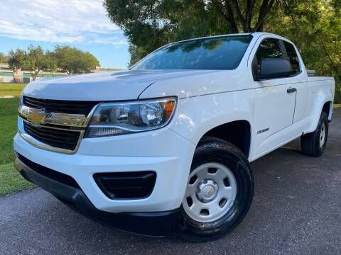 2016 Chevrolet Colorado for sale at Powerhouse Automotive in Tampa FL