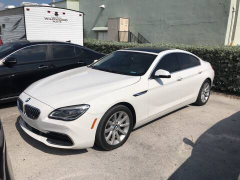 2016 BMW 6 Series for sale at Key West Kia in Key West Or Marathon FL