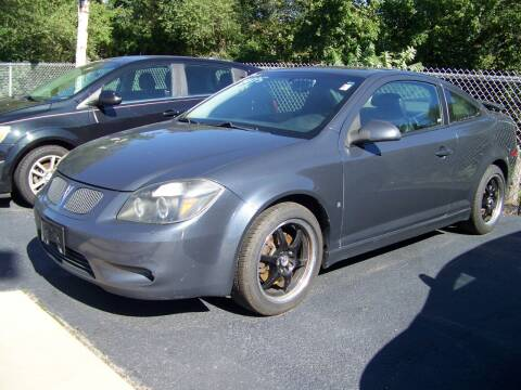 2008 Pontiac G5 for sale at Collector Car Co in Zanesville OH