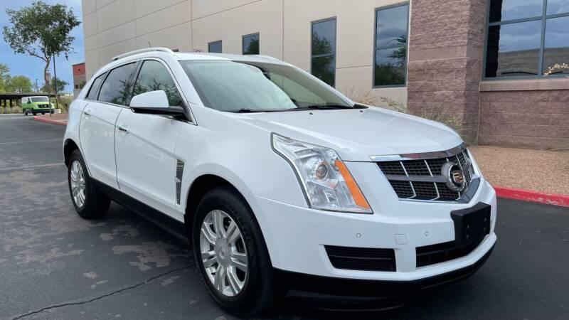 2011 Cadillac SRX for sale at Autodealz in Tempe AZ