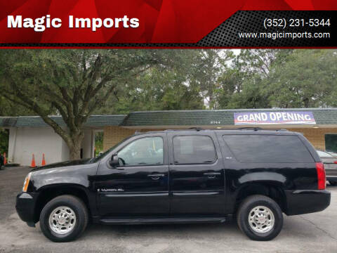 2007 GMC Yukon XL for sale at Magic Imports in Melrose FL