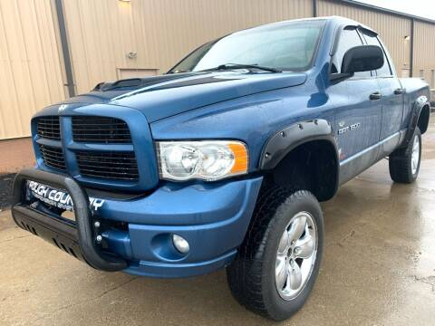 2005 Dodge Ram Pickup 1500 for sale at Prime Auto Sales in Uniontown OH