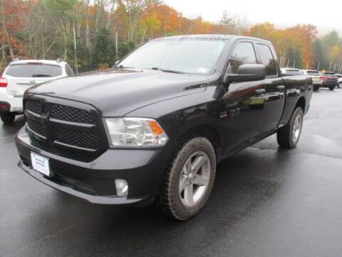 2013 RAM Ram Pickup 1500 for sale at Route 4 Motors INC in Epsom NH