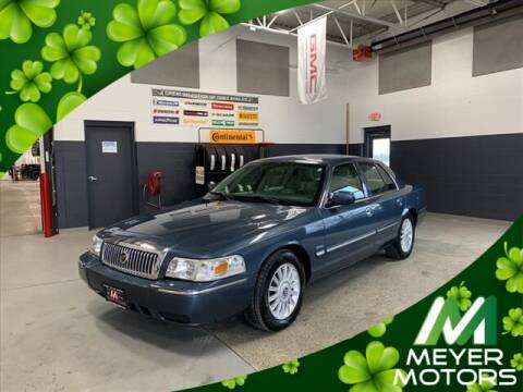 2009 Mercury Grand Marquis for sale at Meyer Motors in Plymouth WI